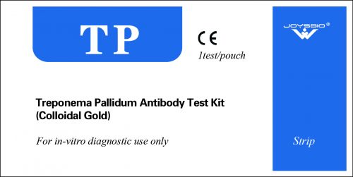 Lateral Flow Treponema Pallidum Antibody Test Kit (Colloidal Gold)