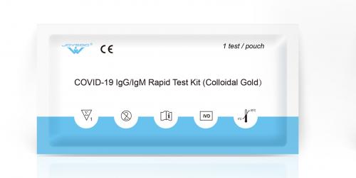 COVID-19 IgM IgG Antibody Rapid Test Kit