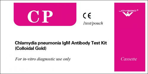 Lateral Flow Chlamydia pneumonia IgM Antibody Test Kit (Colloidal Gold)