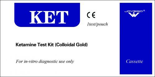 Lateral Flow Ketamine Test Kit (Colloidal Gold)