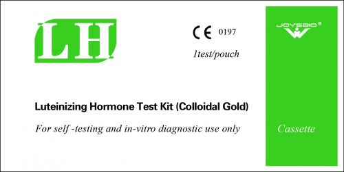 Lateral Flow Luteinizing Hormone Test Kit (Colloidal Gold)