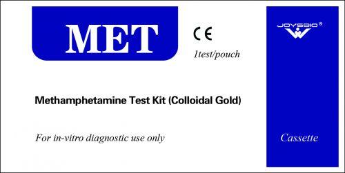 Lateral Flow Methamphetamine Test Kit (Colloidal Gold)