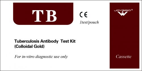 Lateral Flow Tuberculosis Antibody Test Kit (Colloidal Gold)